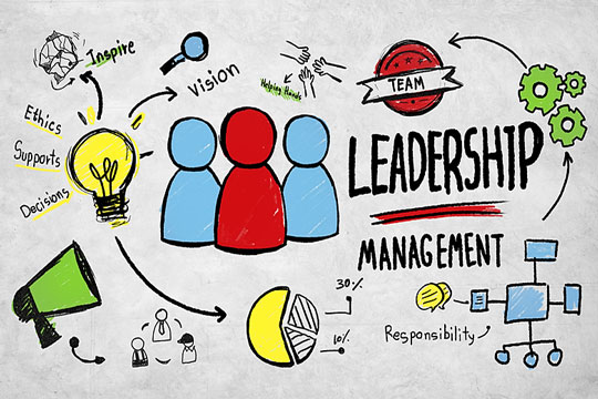 Management concepts illustrated