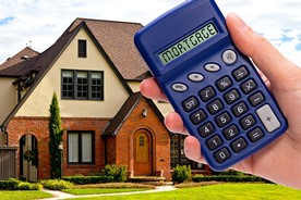 Calculating a home mortgage