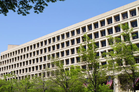 National security office building