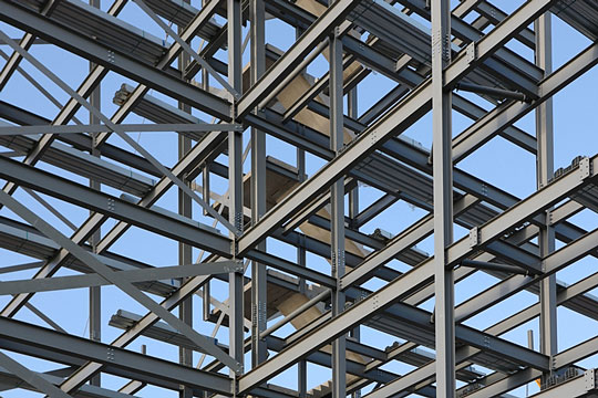 Structural framing for a building