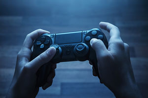 Video Game photo