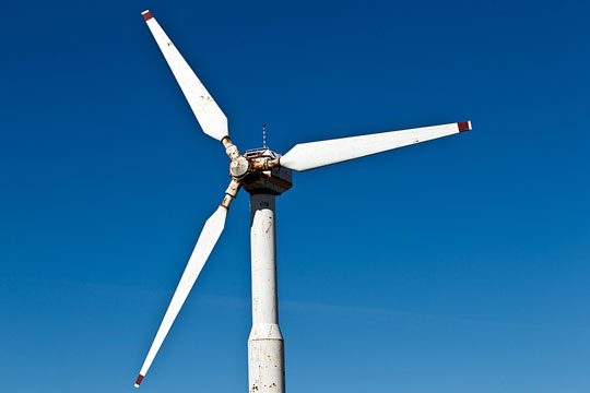 Windmill for energy production